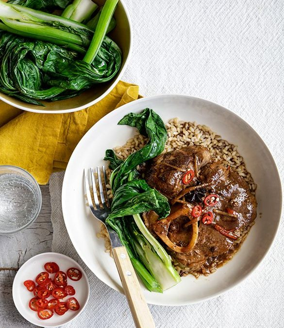 Osso Bucco – Asian Style