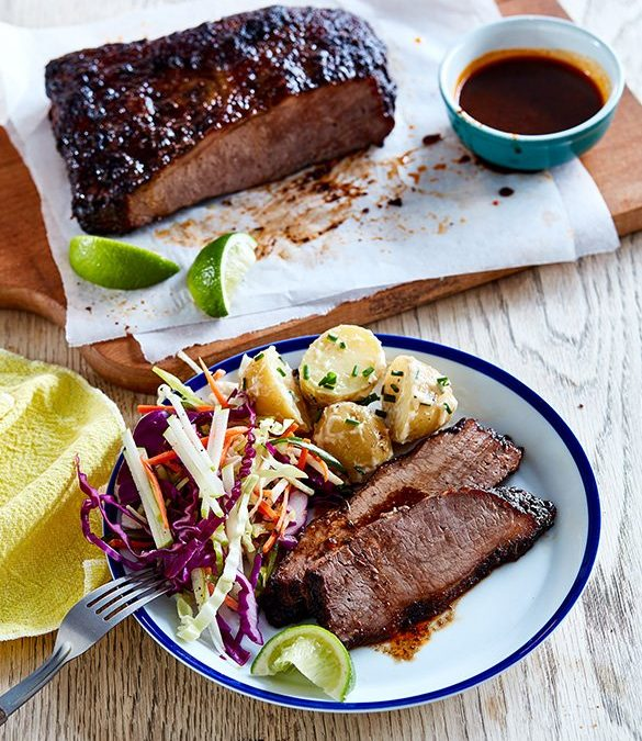SOUTHERN SPICE RUBBED BRISKET